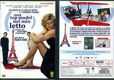 UNA TOP MODEL NEL MIO LETTO - DVD (USATO EX RENTAL)