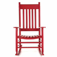 Pleasant Red Patio Rocking Chairs For Sale Ebay Bralicious Painted Fabric Chair Ideas Braliciousco