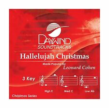 Hallelujah Christmas [Accompaniment/Performance Track] Free Shipping