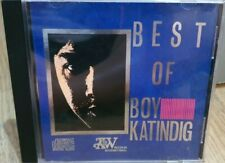 Boy Katindig Best of CD Philippines only ! Mint Rare !
