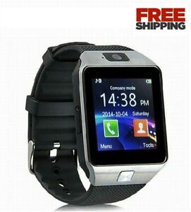 New Smart Watch for Apple Android Phone Support SIM TF Camera Reloj Inteligente