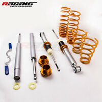 Coilovers Kit Adjustable Lowering For BMW E34 5 series 525i 530i 540i Touring