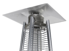 AZ Replacement Top Square Reflector Canopy Shield - Flame Pyramid Patio Heaters