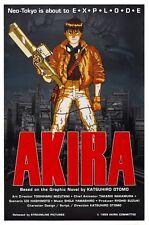 Poster A2 Akira Katsuhiro Otomo Manga Anime Cartel 01