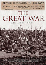 The Great War: A Pictorial History, Various, New Book