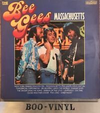 THE BEE GEES 'MASSACHUSETTS' UK LP Vg+ Con