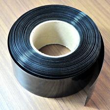 44mm Black PVC Heat Shrink Tube Tubing Wrap RC Battery Shrinking LiPO NiMH NiCd