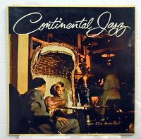 Les Cinq Modernes - Continental Jazz - 1959 vinyl LP record PYE GGL 0054