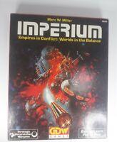 Imperium 2nd edition GDW strategic interstellar wargame Marc Miller