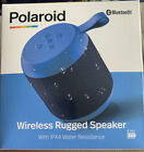 Polaroid Bluetooth Wireless Rugged Speaker with IPX4 Water Resistance