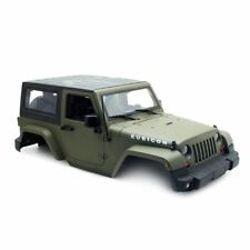 RC 1:10 Jeep Wrangler Rubicon Car Shell für Axial D90 TAMIYA CC01 SCX10 RC4 WTT