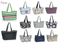 New Thirty One Soft Utility tote large travel beach gym bag 31 gift more designs