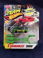 Hot Wheels X-PANDABLES / SNOW - NEAR MINT