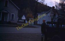 35mm Slide 1960s Fire Apparatus Dodge Power Wagon Forest Fire Truck Wild Kodak