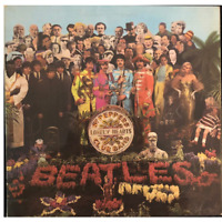 The Beatles – Sgt. Pepper's Lonely Hearts Club Band 1967 Parlophone PMC 7027