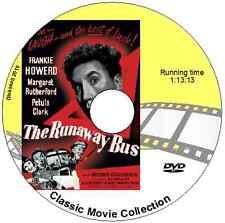 The Runaway Bus - Margaret Rutherford, Frankie Howerd, Petula Clark 1954 DVD