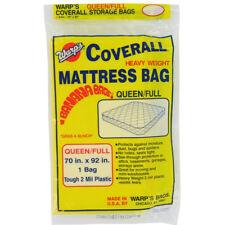 "Warp's Cb-70 Heavyweight Queen/Full Mattress Storage Bag, 70 x 92"", Yellow"