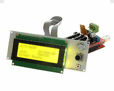 RAMPS1.4 LCD2004 intelligent Smart controller LCD 2004 SD For RepRap 3D printer