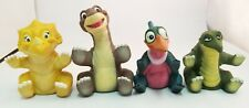 The Land Before Time Puppets ~ Pizza Hut 1988 ~Littlefoot~Cera~Spike~Petrie~