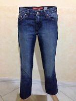 Jeans GUESS TAGLIA SIZE 29 DONNA PANTALONE PANTS WOMAN COTONE ORIGINALE P 1105