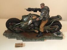 JD FENIX COG Bike Statue From Gears Of War 4 Collectors Edition