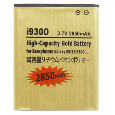 2850mAh Gold Replacement Battery for Samsung Galaxy SIII i9300 T999 i535 L710