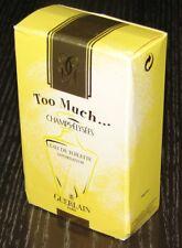 TOO MUCH CHAMPS ELYSEES by Guerlain For Women 1.7oz Eau de Toilette Spray Open
