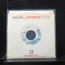 "10CC - Wall Steet Shuffle / You've Got A Cold 7"" VG+ 73980 Vinyl 45 Promo 1977"