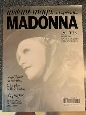 Instant Mag 2 No1 Special Madonna France