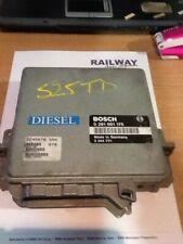 BMW E30 E34 325td 525td ENGINE ECU M51 ENGINE ECU  BOSCH 0281001175 2245678 2244