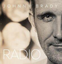 JOHNNY BRADY RADIO CD - NEW RELEASE 2016 IRISH COUNTRY