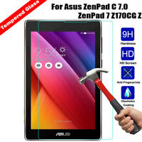 For ASUS ZenPad C 7.0 Z170C Z170CG Z171CG -Clear Tempered Glass Screen Protector
