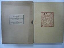 COMPOST ET KALENDRIER DES BERGIERS 1926 FAC-SIMILE EDITION MARCHANT 1493 NUM TBE