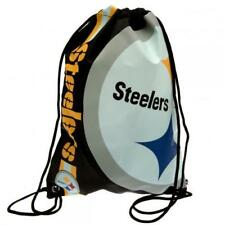 Pittsburgh Steelers Gym Bag Swimming Sports Drawstring Holdal