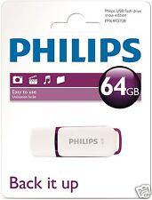 Philips Snow Edition 64 GB USB Stick USB 2.0  FM64FD70B