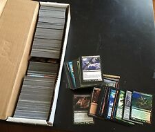 MTG magic The Gathering Bulk Lot 1000 Plus Foils Doubles And More