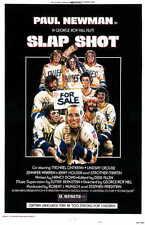 SLAP SHOT Movie POSTER 11x17 Allan Nicholls Paul D'Amato Brad Sullivan Stephen
