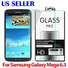 Premium Tempered Glass Screen Protector Film For Samsung Galaxy Mega 6.3 i9200
