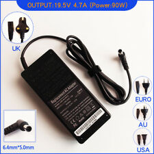 Ac Power Adapter Charger for Sony Vaio Fit 15E SVF1521BGXW Laptop