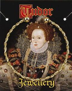 Tudor Gold Plated Twisted Bracelet