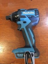 "New Makita XDT08 18V Cordless Brushless 1/4"" Battery Impact Driver 18 Volt LXT"