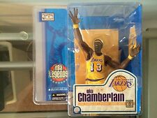 MCFARLANE NBA LEGENDS WILT CHAMBERLAIN  LOS ANGELES LAKERS Chase New In Box