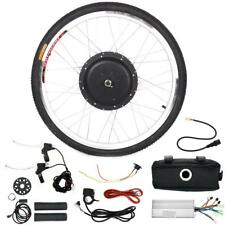 48V Front Wheel DIY Electric Bicycle Motor Conversion Kit 1000W Ebike Cycling US