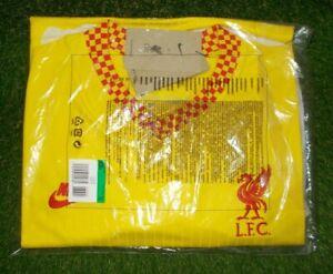 Liverpool LFC Official SS 3rd Third Shirt 2021/22 (XL) BNWT