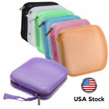 Hot New 40 Disc CD VCD DVD Media Wallet Holder Carry DJ Storage Case Album