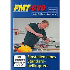 FMT DVD Einstellen eines Standardhelikopters Modellbau