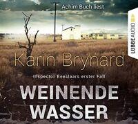ACHIM BUCH - KARIN BRYNARD: WEINENDE WASSER  8 CD NEW