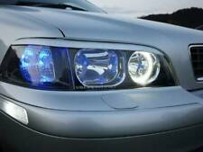 Custom Painted Eyebrows Headlight Cover Eyelids For Volvo S40 V40 01-04