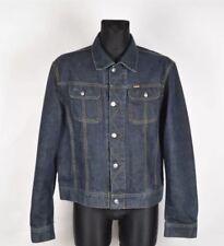 DIESEL Drake Da Uomo Blu Jeans Giacca/dimensioni: EXTRA Large