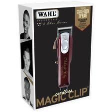 Wahl Magic Clip Cordless Clipper 5 Star Series Brand New